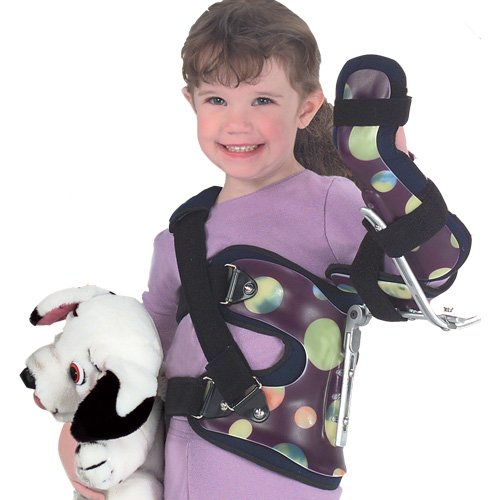 Lerman Pediatric Shoulder Abduction Rotation (SARO) Orthosis