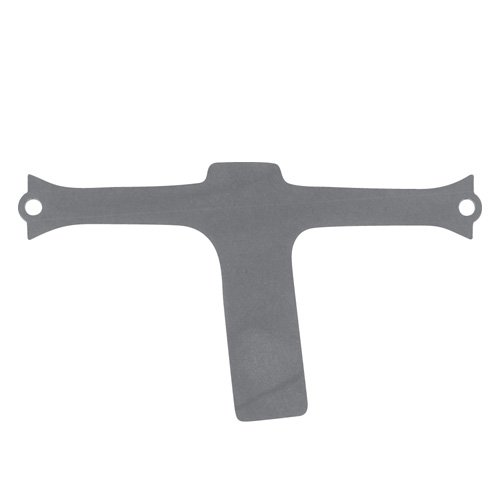 Stirrup Standard Wide Flange 6in Tongue