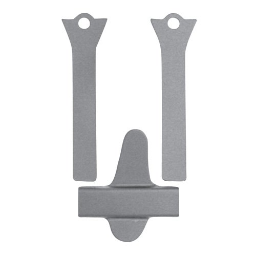 Slim Line Split Stirrup Uprights with Wide Flange Caliper Plate