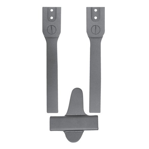 Split Stirrup Uprights with Double Action Ankle Joints and Caliper Plate