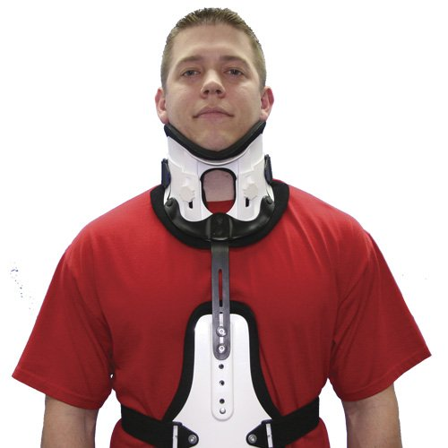 Pacific Adjustable Collar With Thoracic Extension