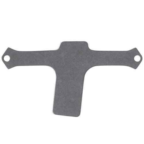 Slim Line Stirrup Standard Wide Flange 4.5in Tongue