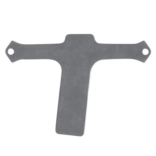 Slim Line Stirrup Standard Wide Flange 6in Tongue