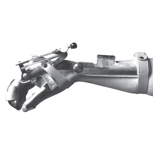 Ratchet Wrist Hand Orthosis, Prefabricated
