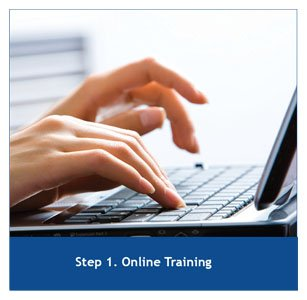 Step 1. Online Training