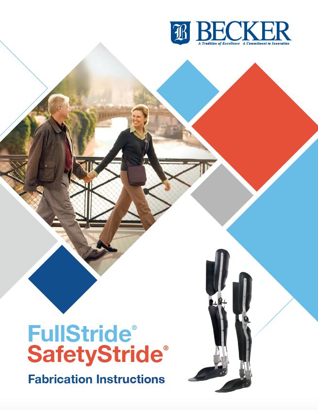 FullStride/SafetyStride Instructions
