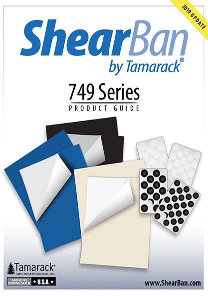 Shearban Product Guide